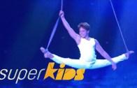 This Russian Boy Does Amazing Acrobatics