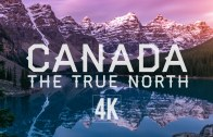 Explore The Beauty Of West Canada In 4K
