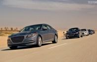 Empty Car Convoy Stunts By Hyundai
