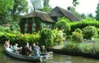 A Summer In Netherlands Giethoorn Village