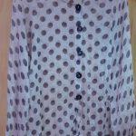 blouse polka
