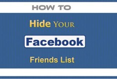 Hide Friends List