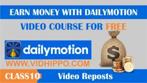 increase dailymotion followers with Dailymotion Video Reposts