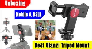 Best Ulanzi Tripod Mount