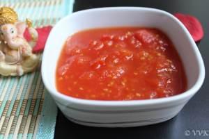 TomatoSweetPachadi