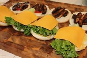 BurgerLayering