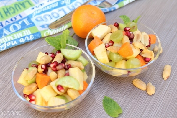 fruitchaat