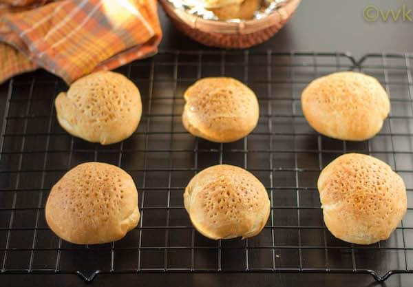 Hallulla Chilean Bread