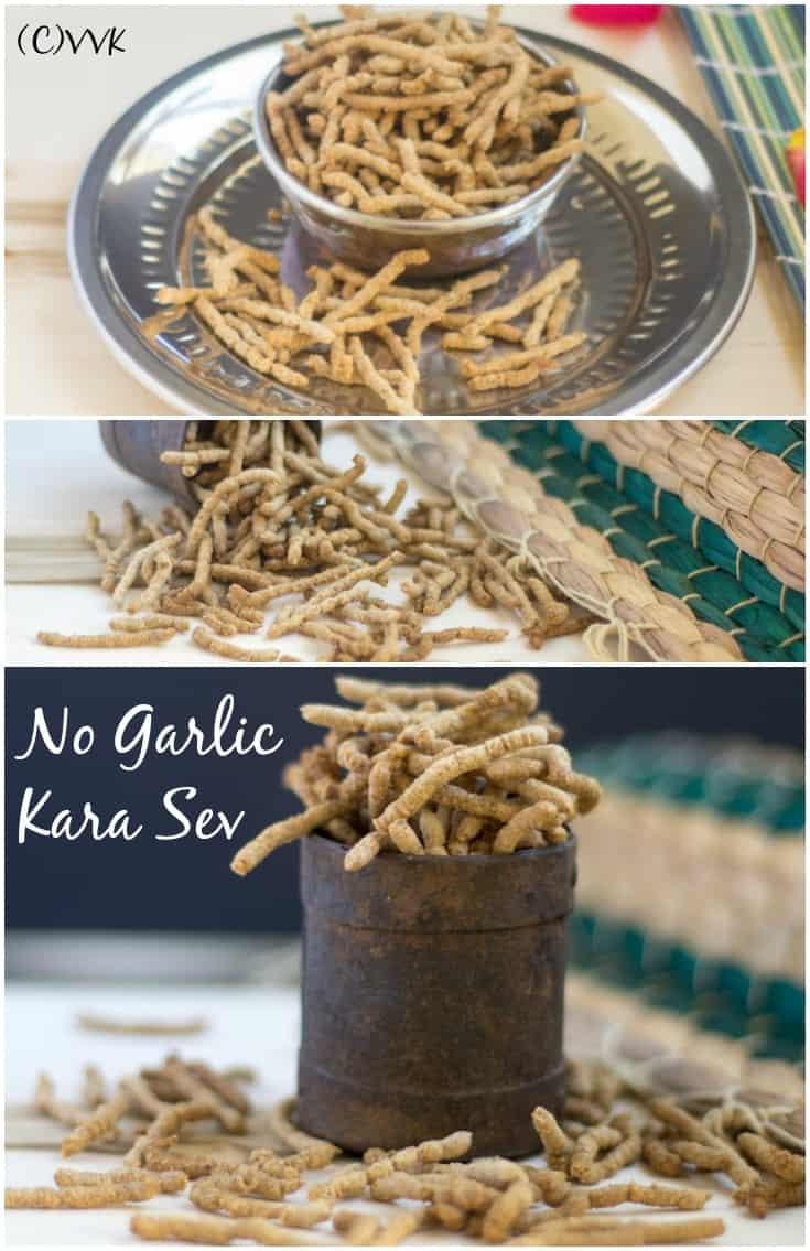 No Garlic Karasev