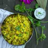 Onion Rice | Vengaya Saadam