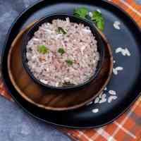 Thengai Aval | South Indian Style Aval Upma | Easy Poha Recipe