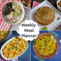 Fridge-Cleanup Meal Plan | Weekly Meal Planner