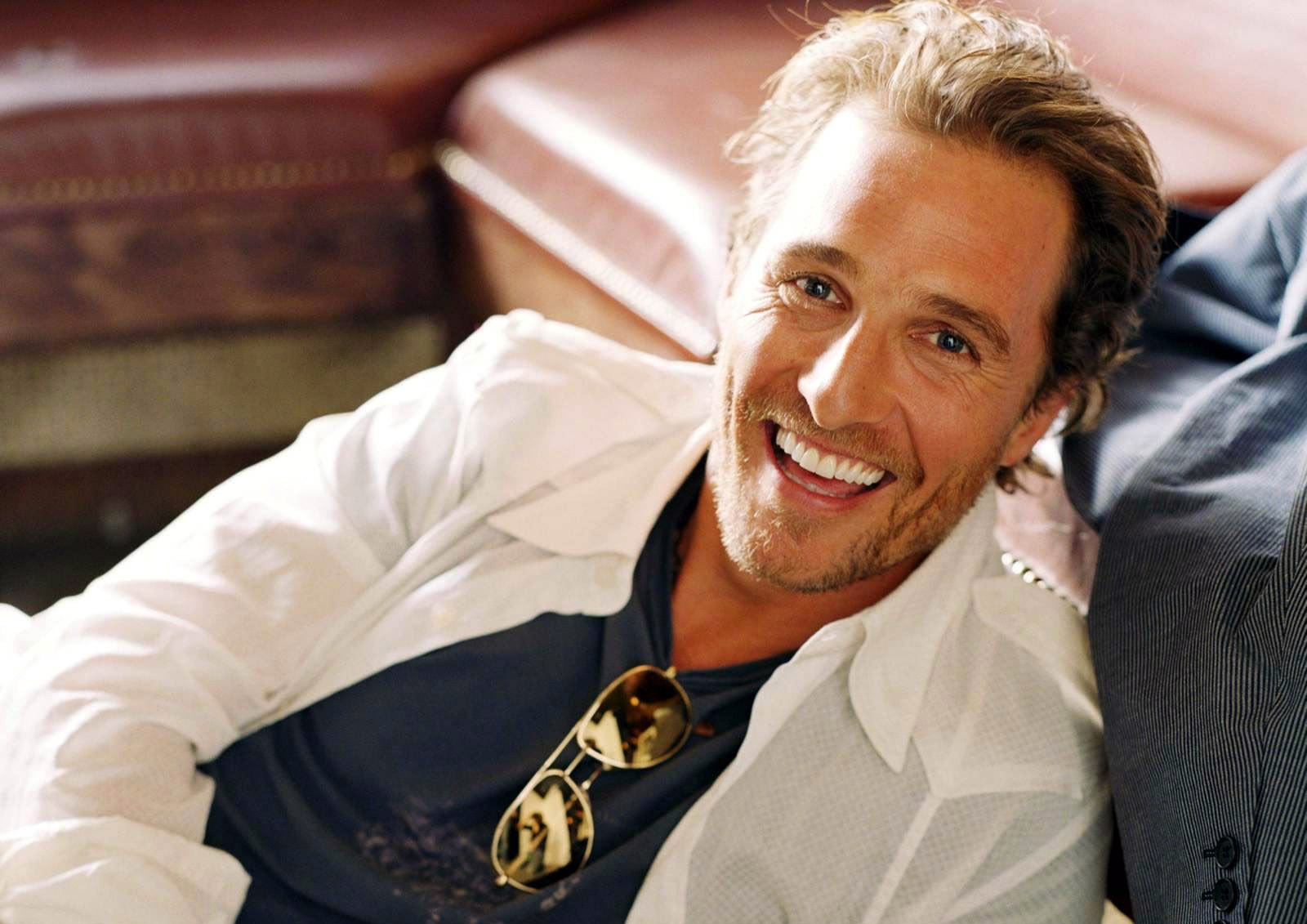 Matthew McConaughey Pictures Gallery