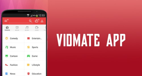 VIDMATE APP FREE DOWNLOAD FOR ANDROID - vidmate-apk in at WI