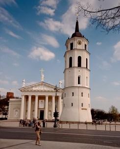 Vilnius - Katedrala Sv. Stanislava i Sv. Vladislava