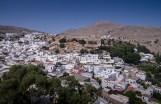 Lindos pogled na grad - A view to Lindos