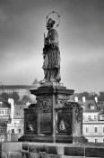 Prag Karlov most, Sv. Ivan Nepomuk - Charles bridge, St John Nepomuk