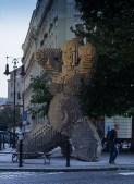 Prag, skulptura - Prague sculpture