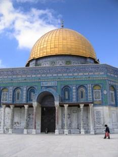 Jerusalem, Dom of the Rock
