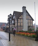 Stratford upon Avon, Shakespeare's house