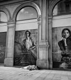 Milano, s ulice - Milan, street