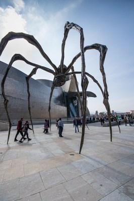 Bilbao, Louise Bourgeois - Maman
