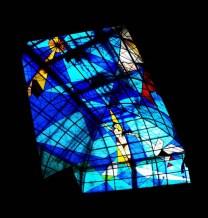 Fabricación de vidrieras de plomo para Cerem
