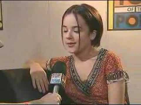 Alizee – Funny Interview in English