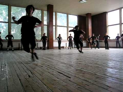 Amazing Georgian National Ballet Dance