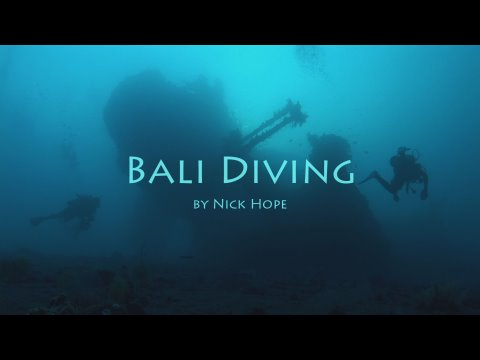 Amazing Sea Diving In Bali