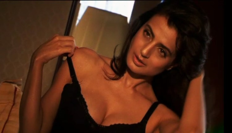 Ameesha Patel's Shoot For Maxim