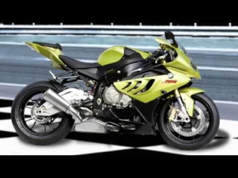 BMW S1000RR Production Bike