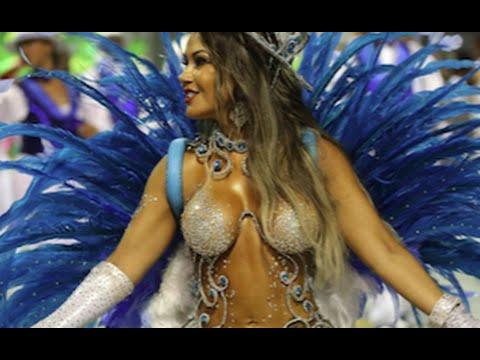 Brazilian Carnival Costume Show