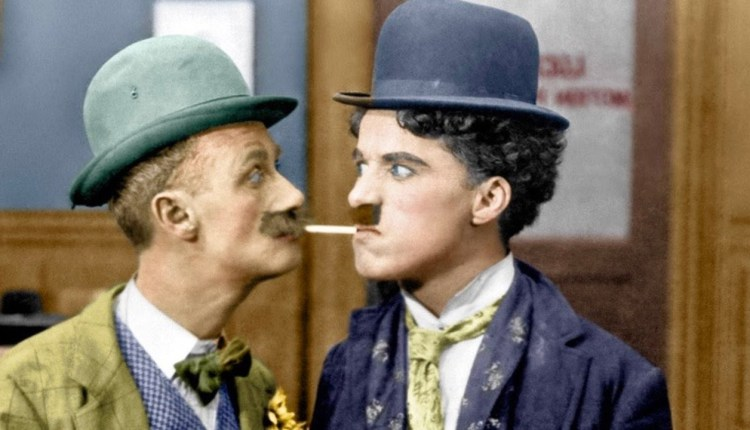 Charlie Chaplin Film – The Vagabond