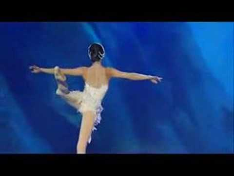 Great Chinese State Circus Performing Swan Lake