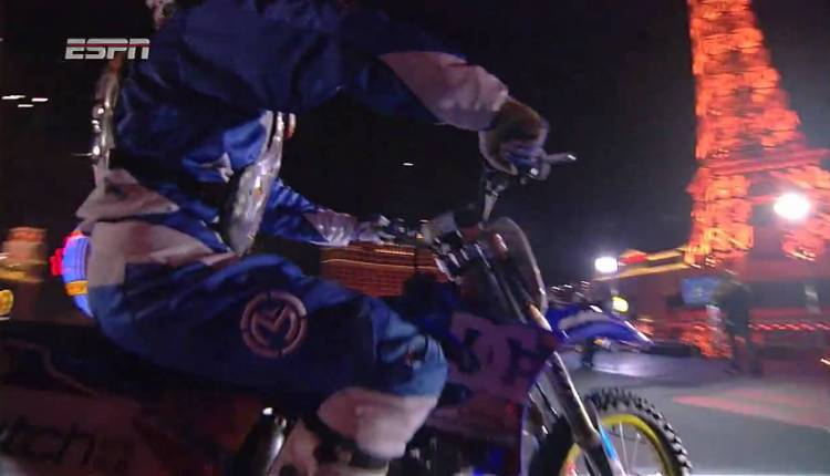 Highest Bike Jumper Robbie Maddison