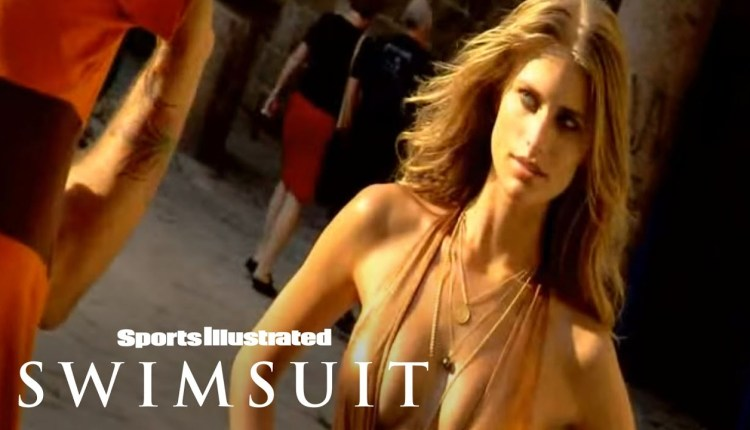 Julie Henderson Sports Illustrated Photoshoot