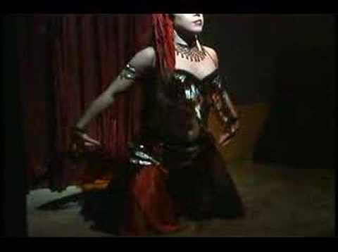 Karlita Sword Belly Dance