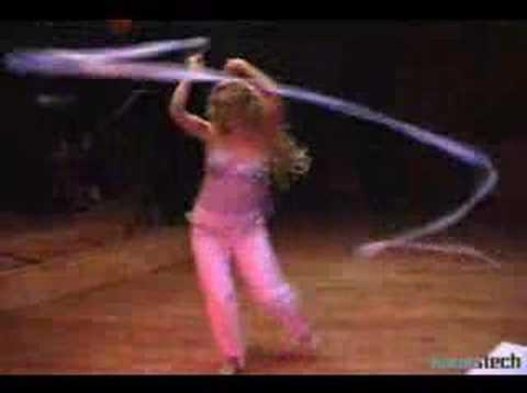 Most Amazing Mariya Priymak Dancing 'Ojos Asi'