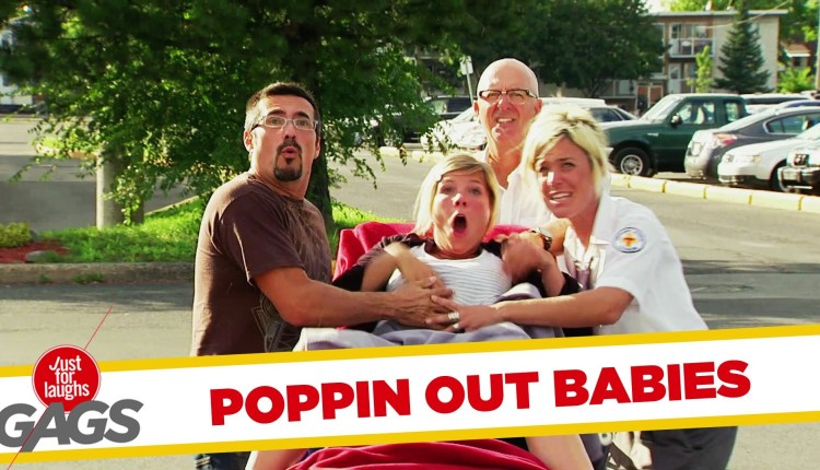Pop Goes The Baby