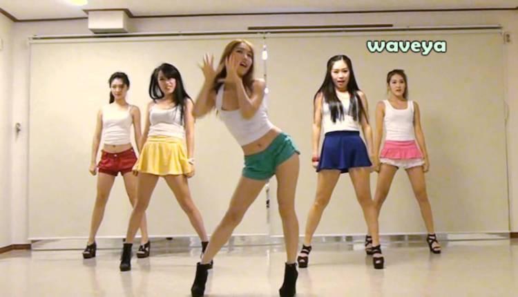 PSY Gangnam Style Full Dance
