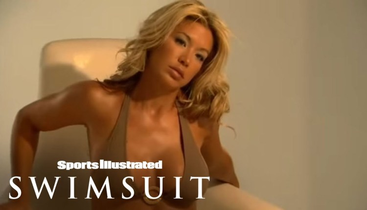 SI Swimsuit Athletes Wives Photoshoot