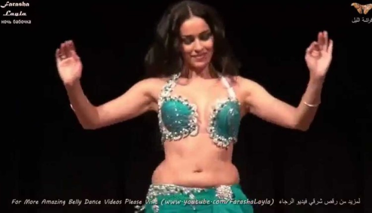 The Best Mexican Bellydancer Sonia