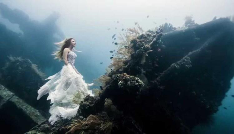The Epic Underwater Photoshoot