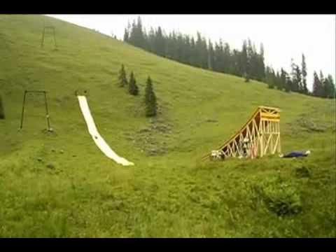 The Great Slider Stunt