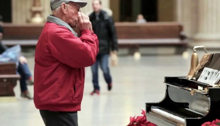The Magical Piano In Chicago