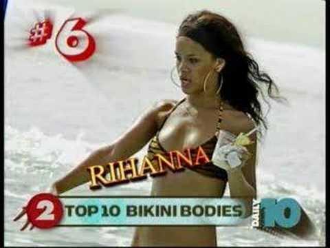 Top 10 Bikini Bods