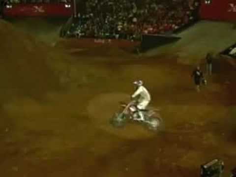 X-Fighters Extreme Motorbike Stunts