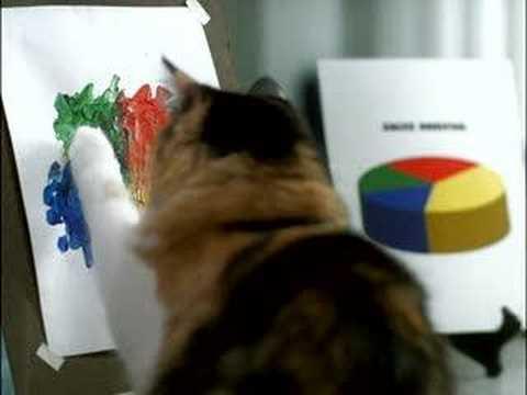 Copy Cat Painting