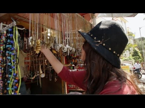 India vlog: Shopping Challenge With Sherry